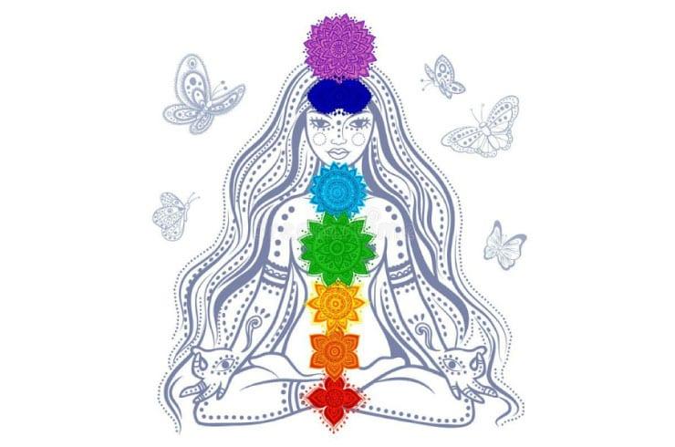 Seven Chakras - Tantric Tantra Sensual Massage Erotic Massage