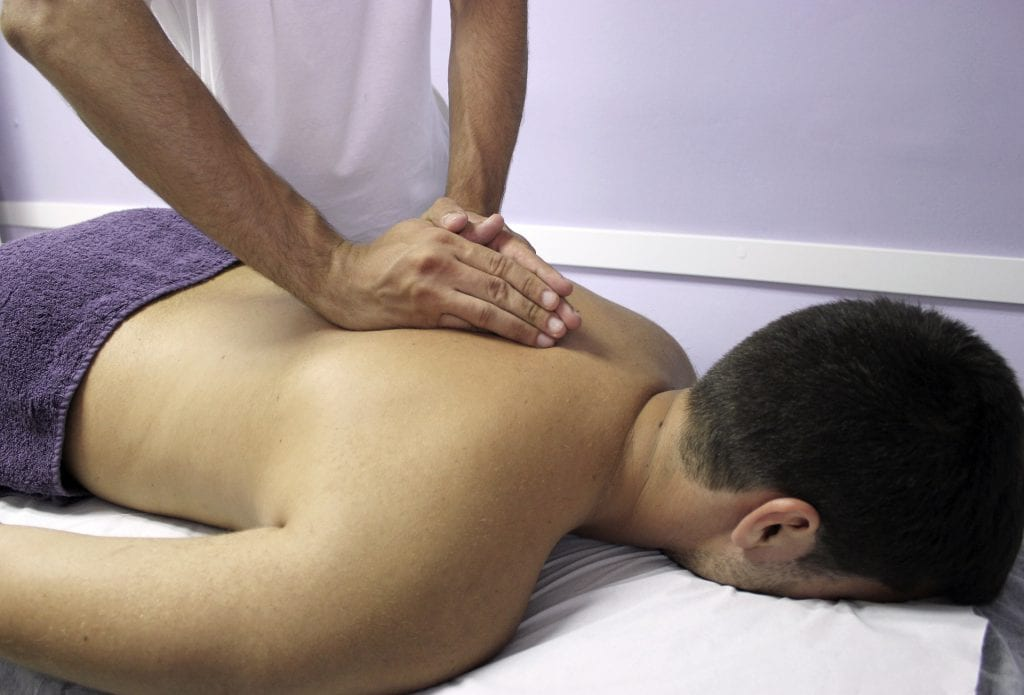Happy Ending massage for man by man
